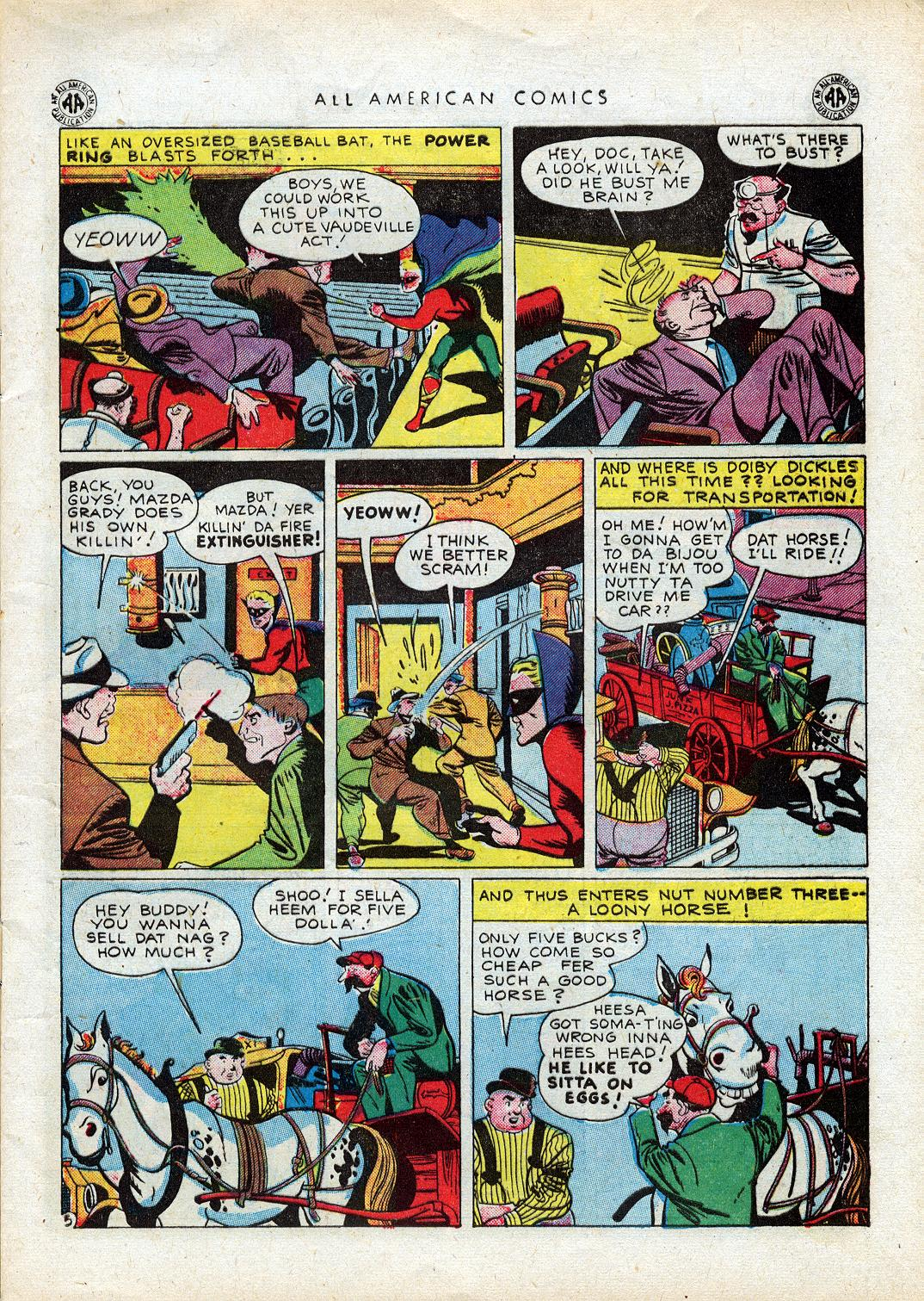 Read online All-American Comics (1939) comic -  Issue #64 - 8