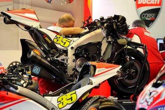 Debut Pertama Ducati GP15 Tertunda