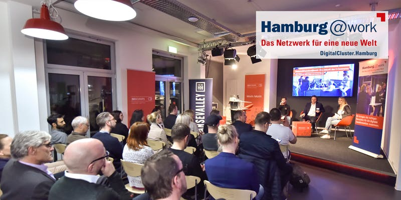 HANSEPARTNER: Hackers+Founders@Work 28.8.19