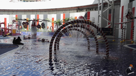 Children Water Theme Park SPICE Aquatic Centre Pulau Pinang
