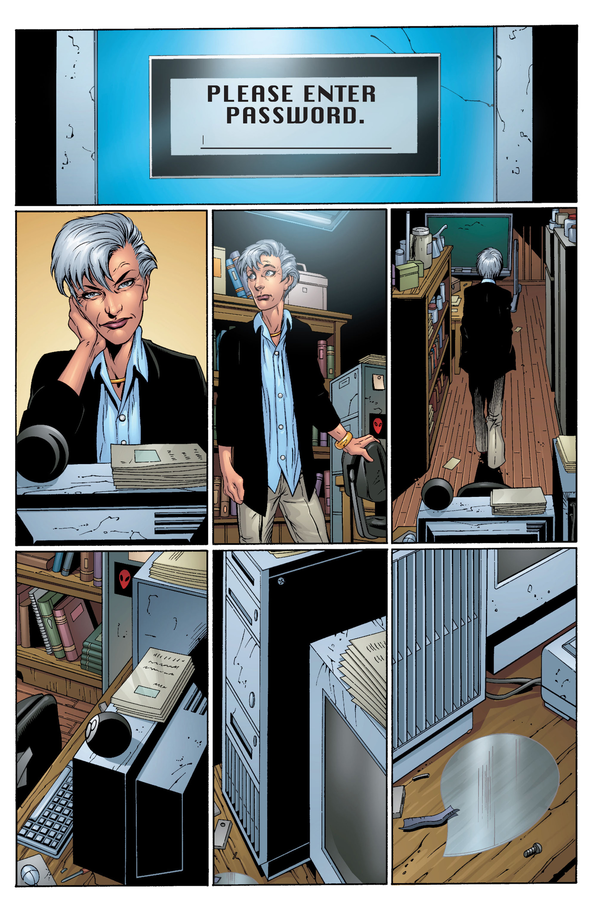 Read online Ultimate Spider-Man (2000) comic -  Issue #44 - 14