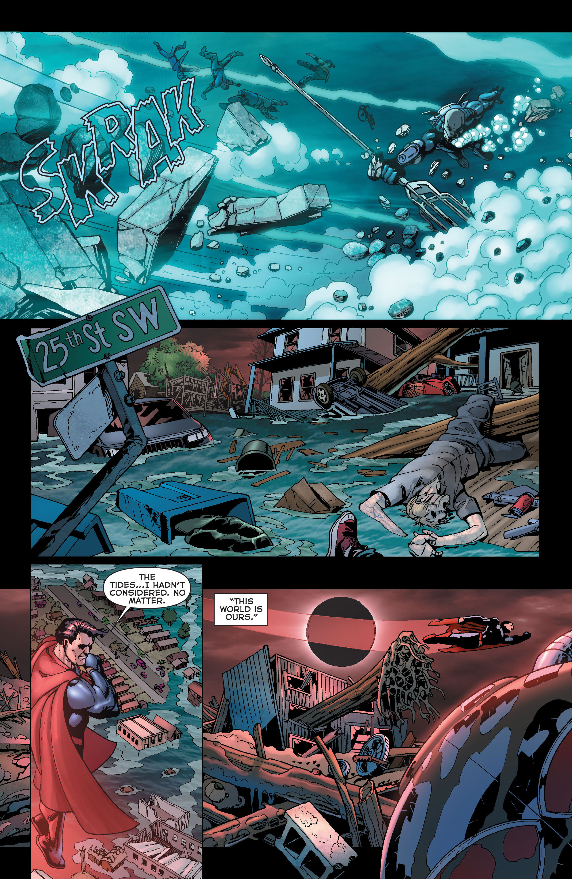 Read online Aquaman (2011) comic -  Issue #23.1 - 19