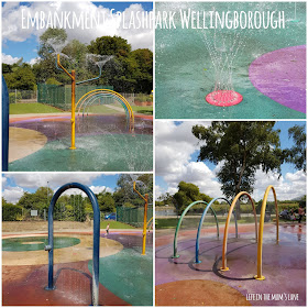 Parks and Playgrounds in Northamptonshire - Splashpark