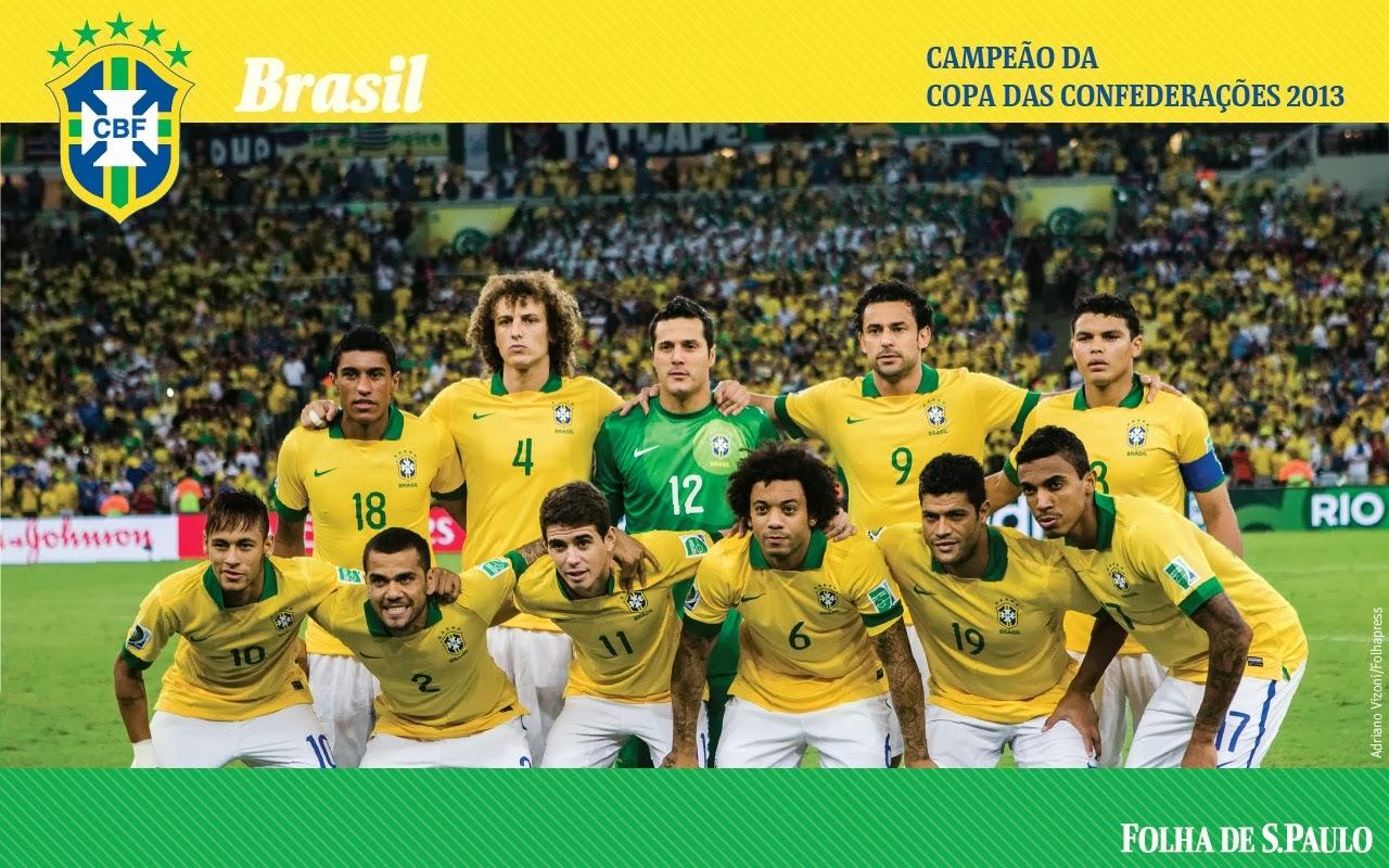 A Seleção Brasileira ficou fora do chamado