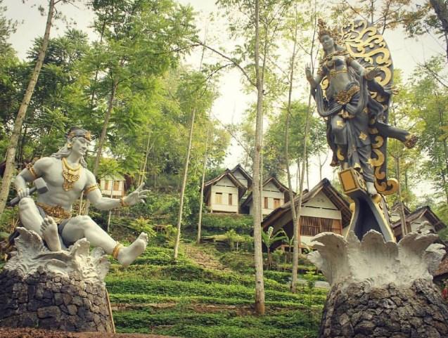 Catatan Bunda Dewi Wisata Di Bandung Dago Dream Park