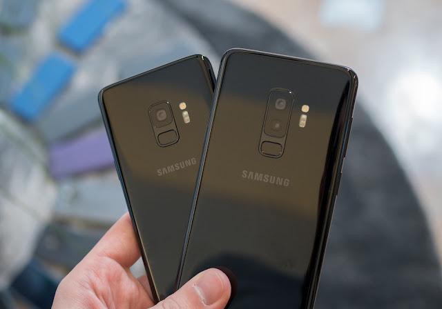 Samsung Galaxy S9 dan Galaxy S9+ Resmi Diluncurkan