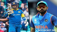 Sri Lanka v India Live Telecast Channels