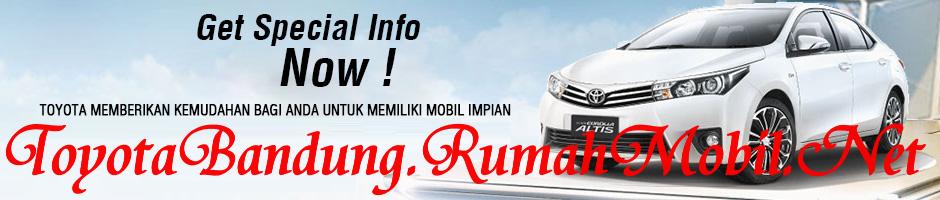 Paket Kredit Toyota Corolla Altis Di Bandung