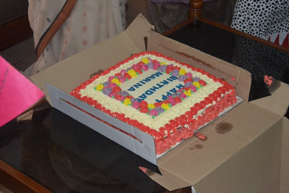 Cake Making Classes In Mysore : Foodie Delights Bangalore - Life n Spice: Happy Birthday 2016