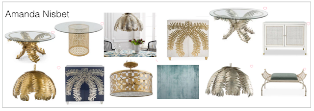 Amanda Nisbet furniture, home decor, rugs, and accessories for sale at One Kings Lane