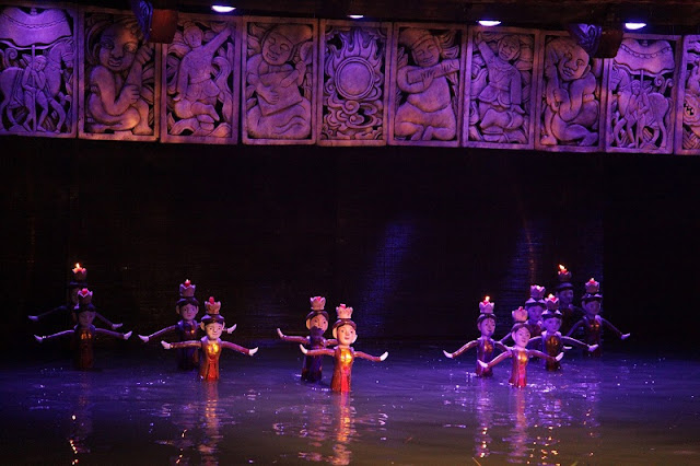 Discover The Secrets of Water Puppetry Vietnamese 2