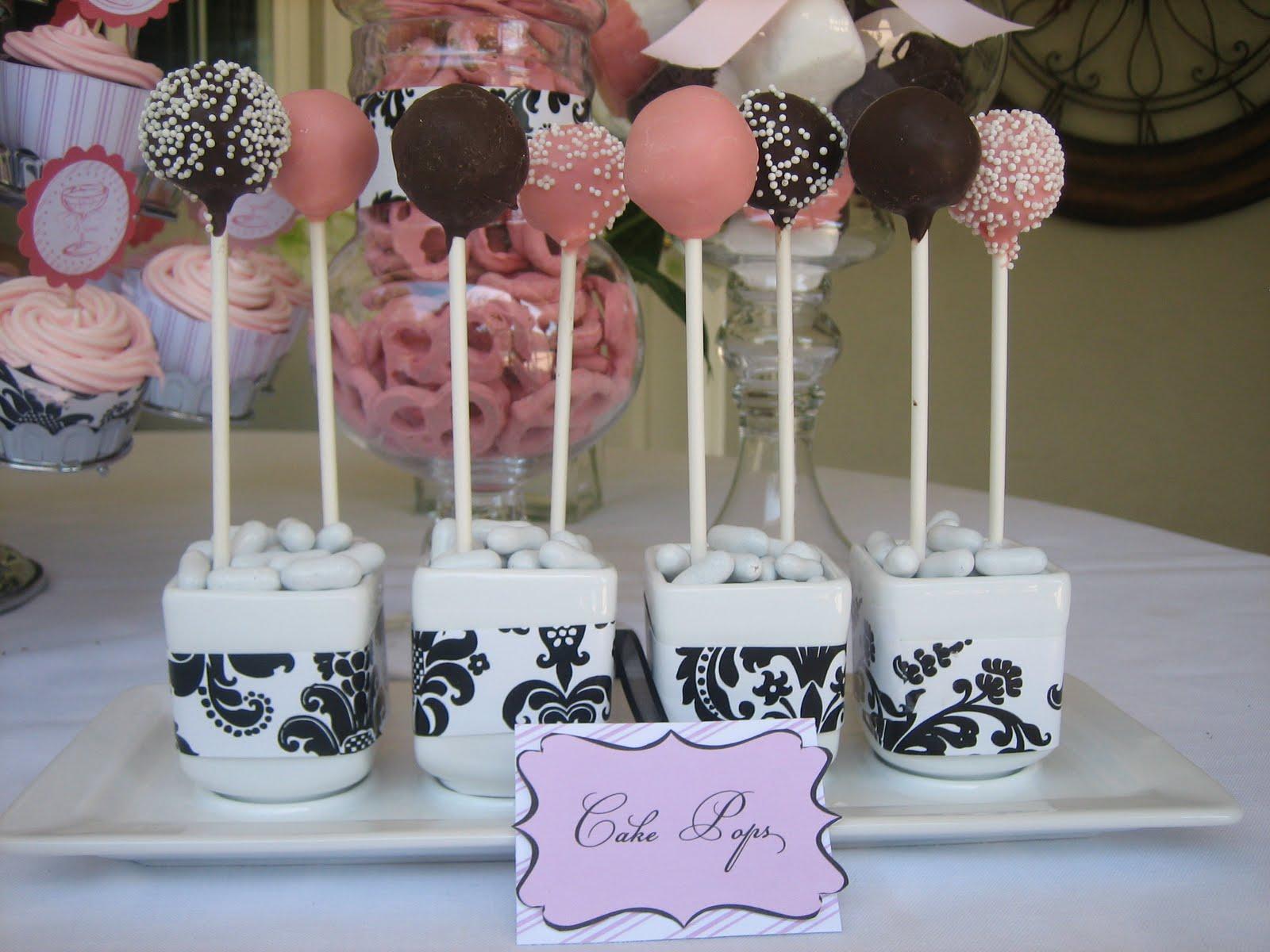 Bar Bridal Yogurt Shower