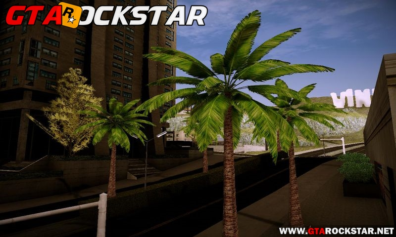 NatuLush Real Vegetation para GTA San Andreas