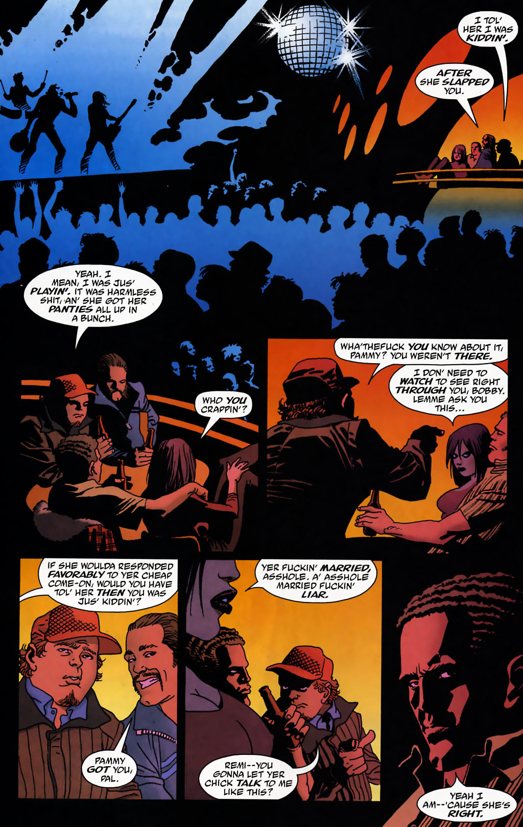 Read online 100 Bullets comic -  Issue #72 - 7