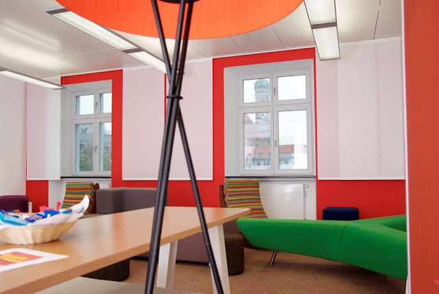 google office germany munich. Google Office In Munich Has Been Set Up A Beautiful Renovated Landmark Building Duke Of Bavaria Ludwig II Lived Here The 13th Century Germany N