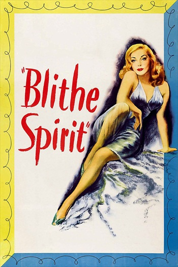 Blithe Spirit 1945 Dual Audio Hindi 720p BluRay 750mb