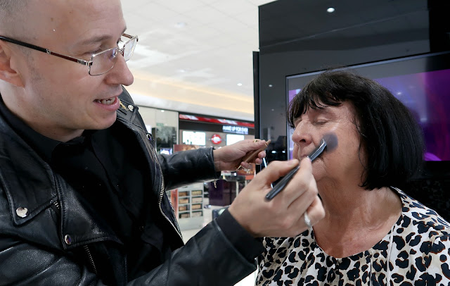 Danielle Levy, Fred Letailleur, YSL, YSL Beauty, YSL Liverpool, beauty, makeup, high end makeup, breaking makeup myths,