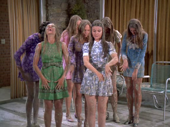 Are available? Brady bunch maureen mccormick mini skirt panty