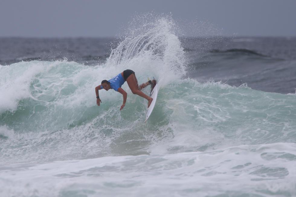18 Carissa Moore Oi Rio Pro Foto WSL Kelly Cestari