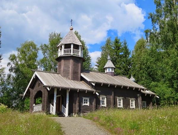 Pohjois-Karjala rukoushuone