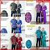 ZBT01209 Kebaya Batik Couple Sarimbit Set Ariyana BMGShop