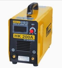 Hình ảnh máy hàn que Hồng Ký HK 200A