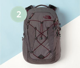 2. North Face Borealis