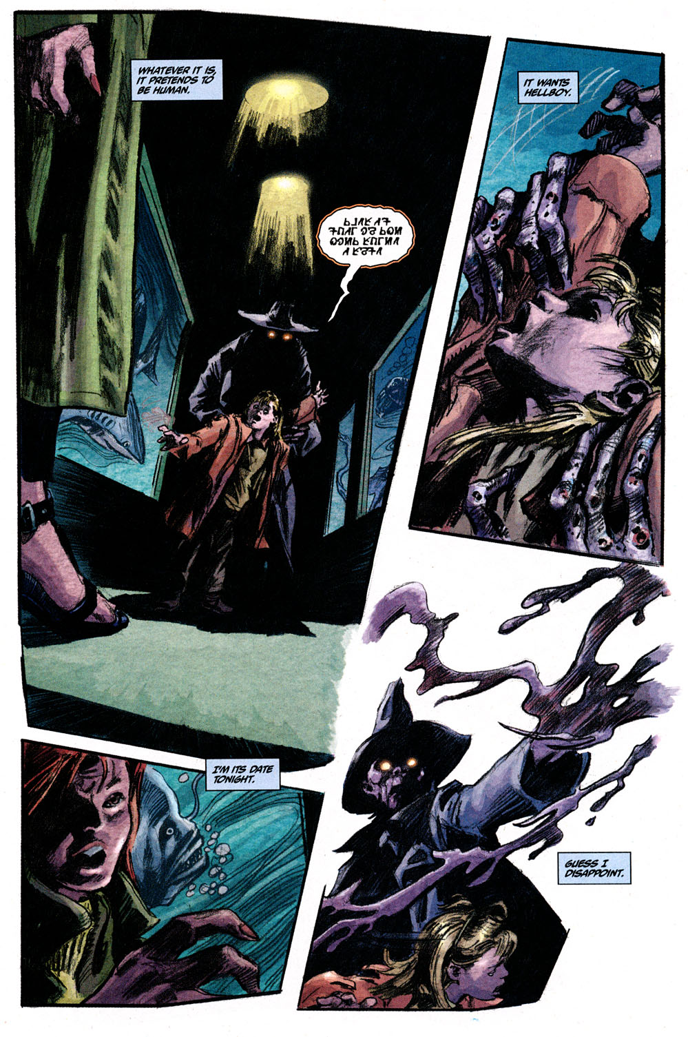 Read online Hellboy: Weird Tales comic -  Issue #6 - 14
