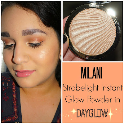 Milani Strobelight Instant Glow Powder in Dayglow