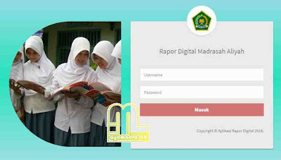 Login ARD Madrasah