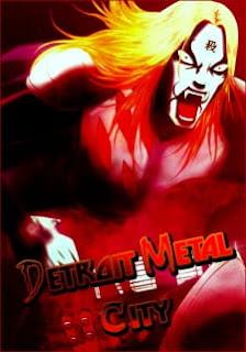 فيلم انمي Detroit Metal City: Birth of the Metal Devil مترجم بعدة جودات