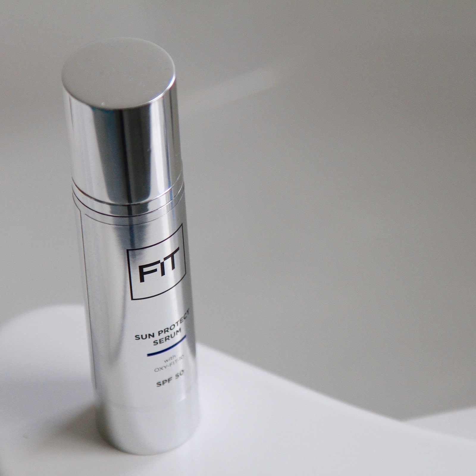 Fit Sun Protect Serum SPF The G Edit