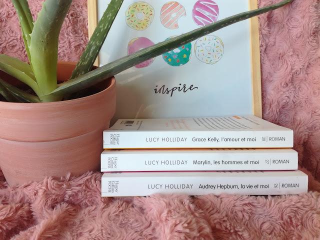 Trilogie Lucy Holliday : Quand Libby Lomax rencontre des icônes grâce à son Chesterfield