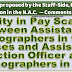 7th CPC:  Parity in Pay Scales between Assistants /Stenographers in field/ offices and Assistant Section Officer and Stenographers in CSS