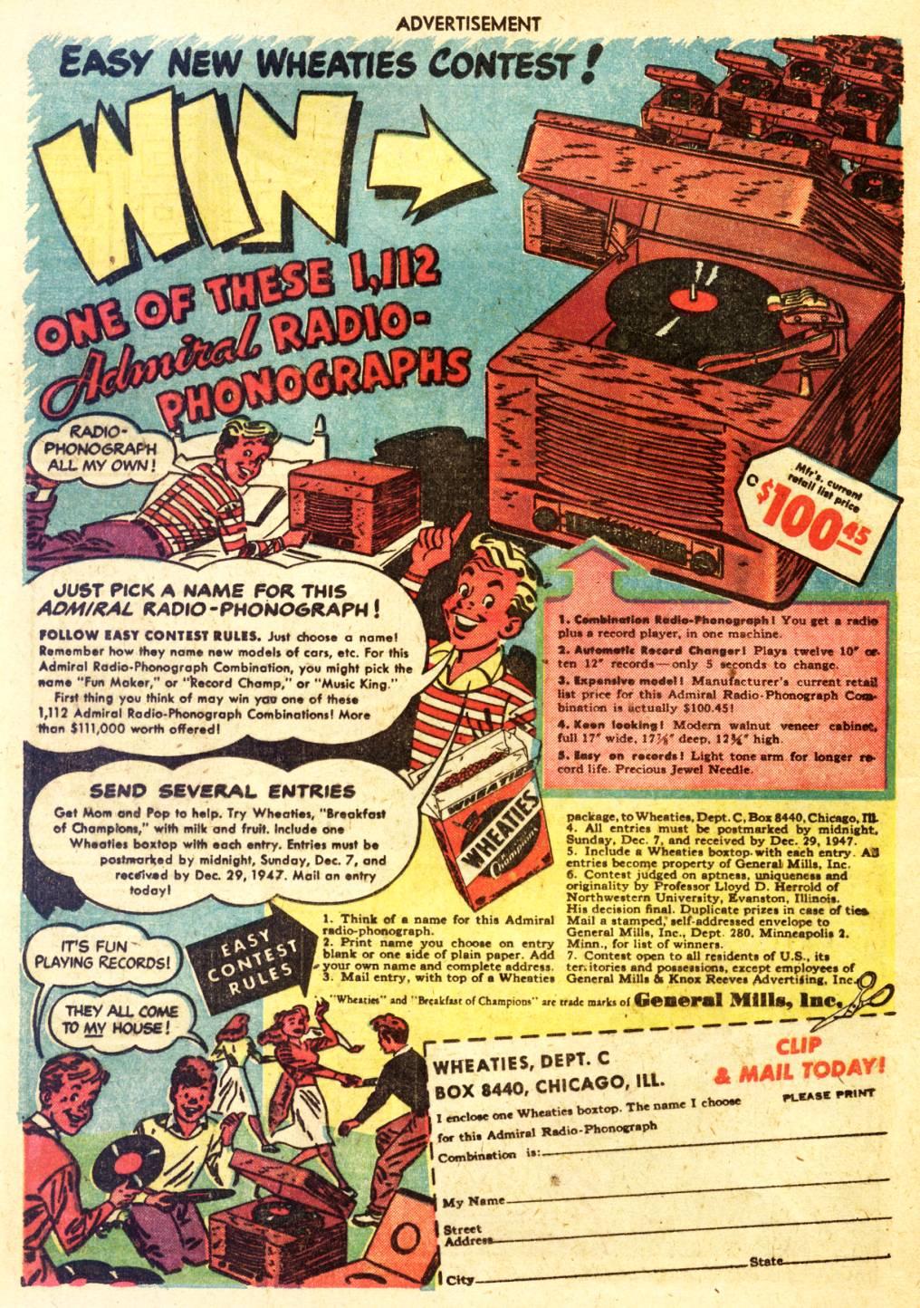 Read online Detective Comics (1937) comic -  Issue #131 - 16