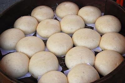 Chadian Steamed Honey Cassava Buns
