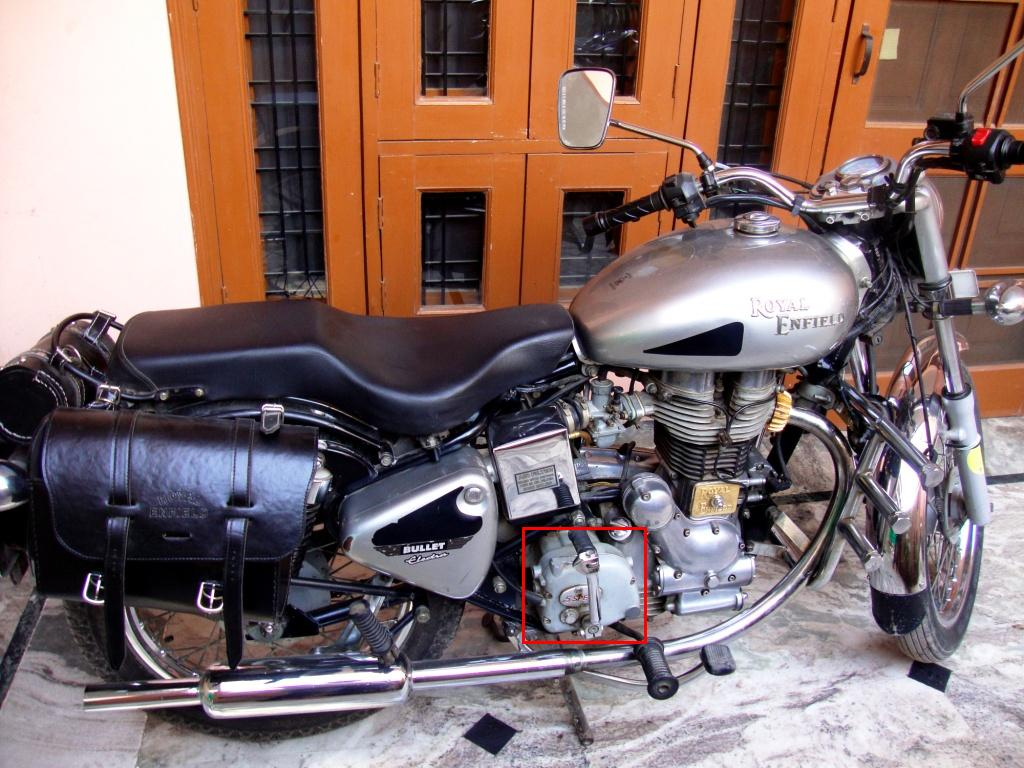 Silver Bullet Do It Yourself Guide For Royal Enfield Bullet