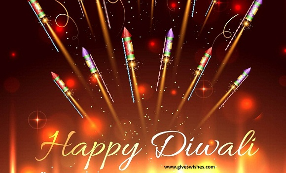 Happy diwali messages for friends giveswishes happy diwali to my lovely wife you are a cracker of my life m4hsunfo