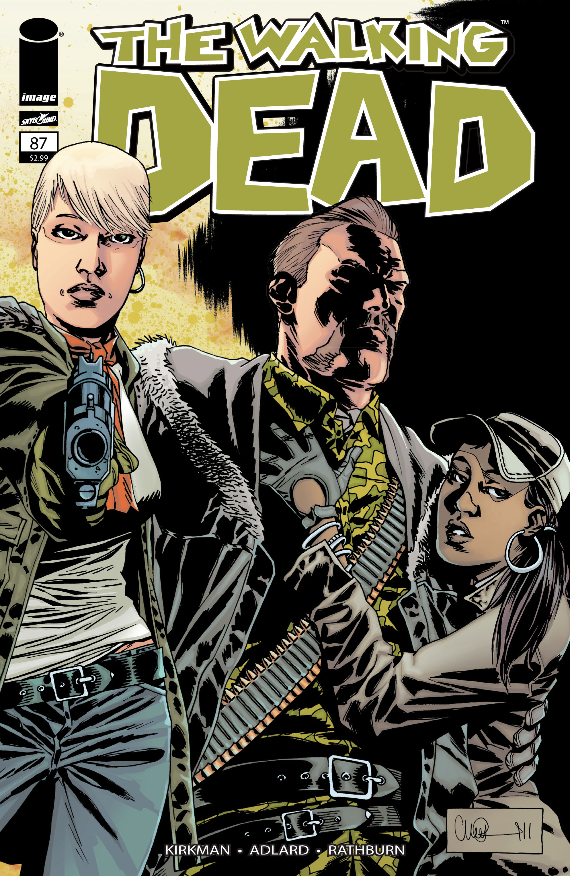 The Walking Dead 87 Page 1