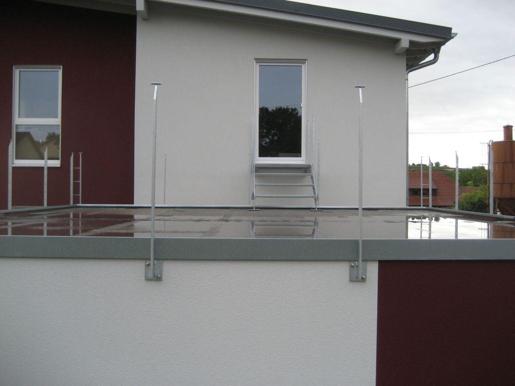 Terrasse Auf Garagendach Bauen