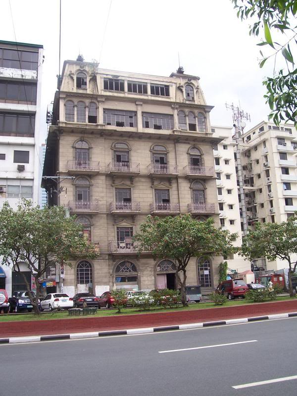 Luneta Hotel Now And Then Axl Powerhouse Network