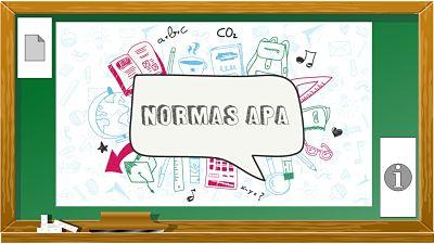 Principales novedades de las Normas APA 12222