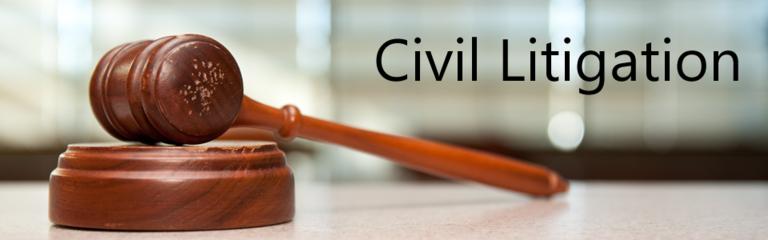 民事訴訟 - 原告人採取法律行動的程序