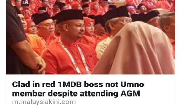 Propaganda Arul Kanda Di Katakan Ahli UMNO Pada PAU 2017