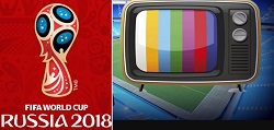 Fifa World Cup 2018 TV Coverage Rights US & UK