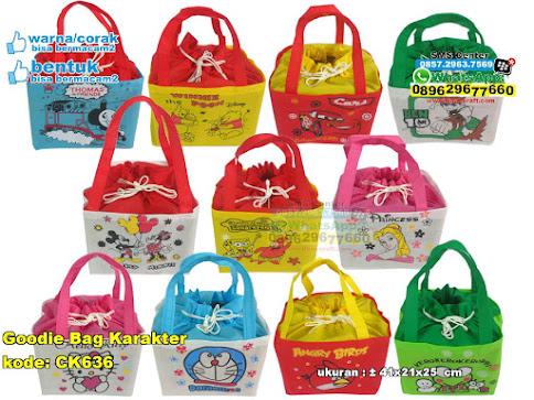 Goodie Bag Karakter