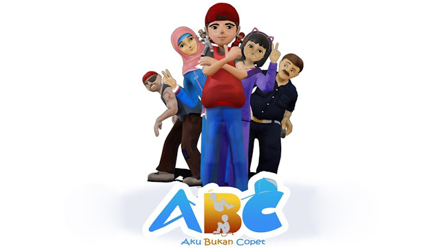 Animated Short Film - Aku Bukan Copet (ABC)