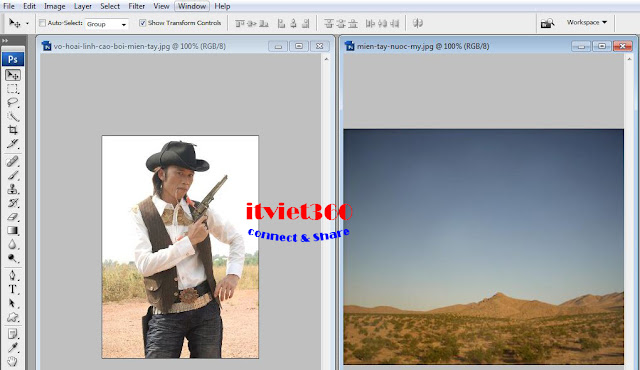 Ghép nhiều hình ảnh làm 1, cách ghép hình hình ảnh lại với nhau đơn giản nhât