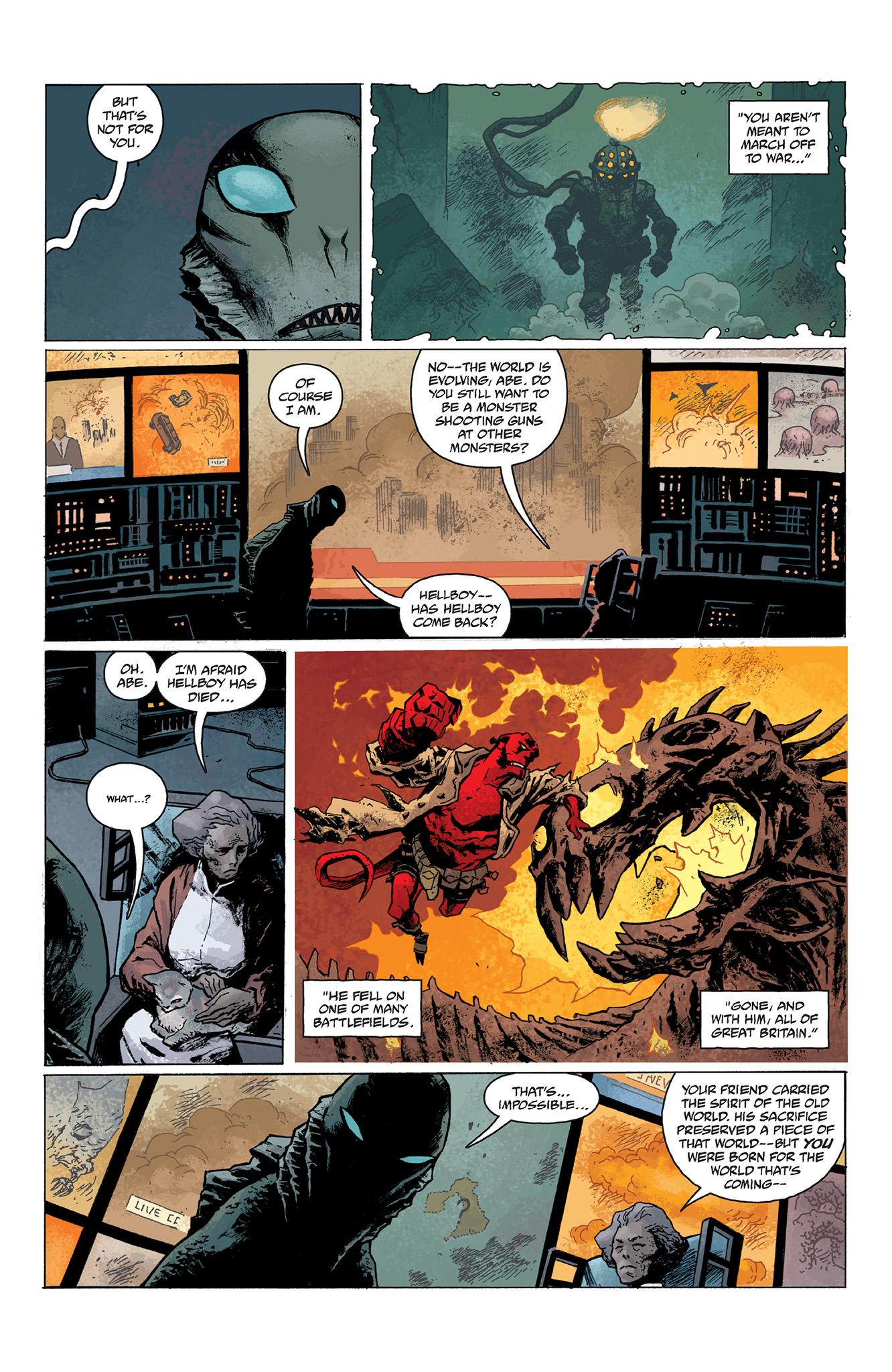 Read online Abe Sapien comic -  Issue #2 - 4