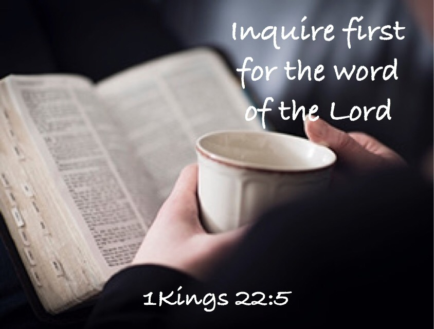 Women in the Word: Looking For Good Advice {2 Chronicles 10:1-13:22}
